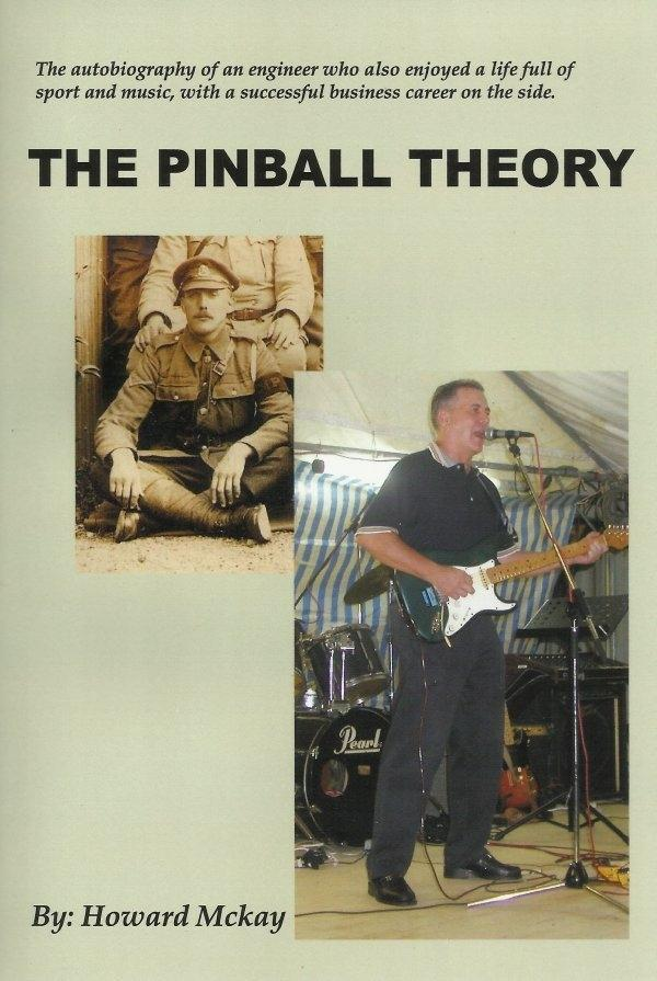 Pinball Theory als eBook Download von Howard McKay