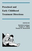 Preschool and Early Childhood Treatment Directions