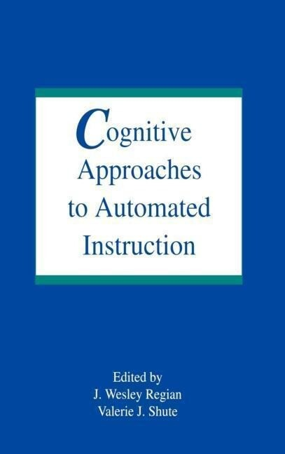 Cognitive Approaches als Buch