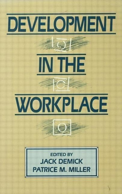 Development in the Workplace als Buch