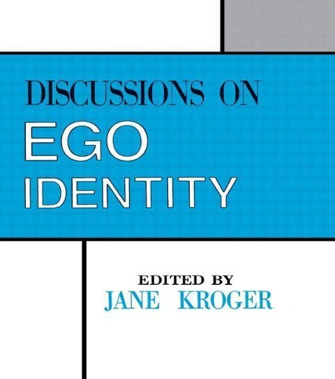 Discussions on Ego Identity als Buch
