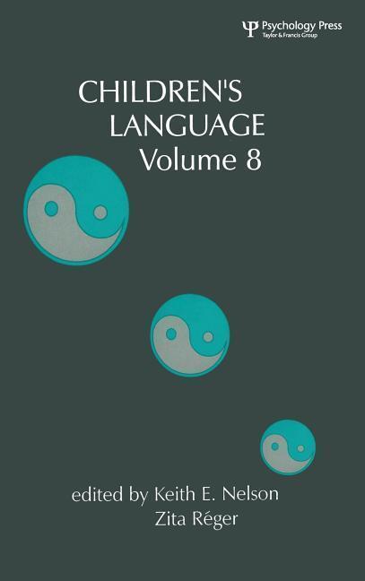 Children's Language: Volume 8 als Buch