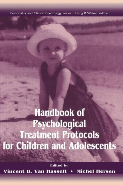 Handbook of Psychological Treatment Protocols for Children and Adolescents als Buch