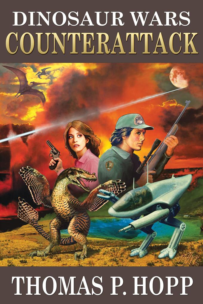 Dinosaur Wars: Counterattack als eBook Download...