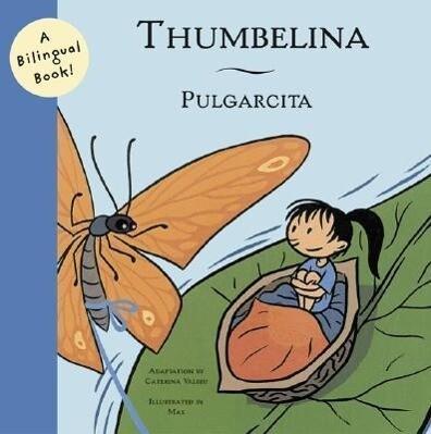 Pulgarcita/Thumbelina als Taschenbuch