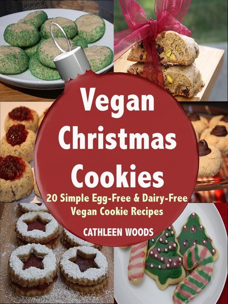 Vegan Christmas Cookies als eBook Download von ...