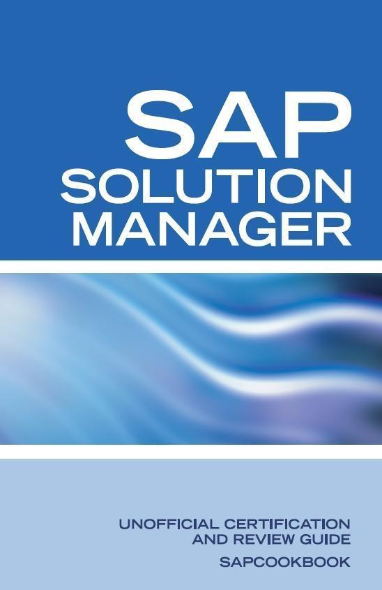 SAP Solution Manager als eBook Download von Equ...