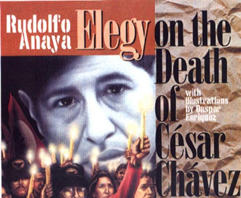 Elegy on the Death of Cesar Chavez als Taschenbuch