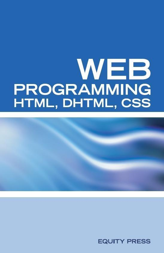 Web Programming Interview Questions with HTML, ...