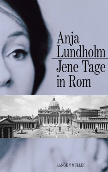 Jene Tage in Rom als Buch