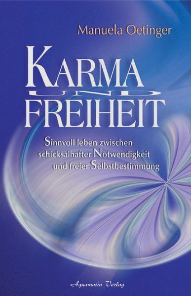 Karma und Freiheit als Buch