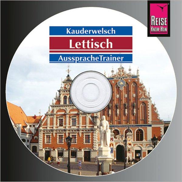 Lettisch AusspracheTrainer, 1 Audio-CD als Hörbuch