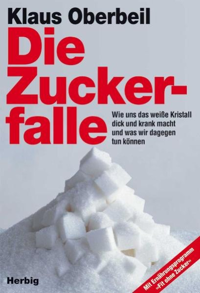 Die Zuckerfalle als Buch