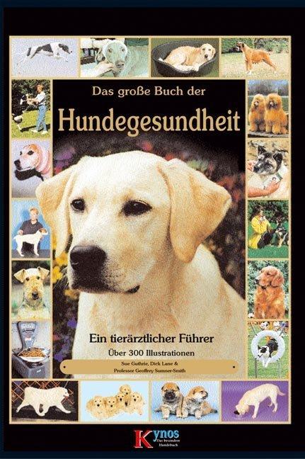 Das große Buch der Hundegesundheit als Buch