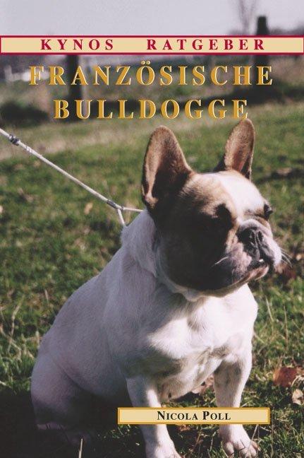 Französische Bulldogge als Buch