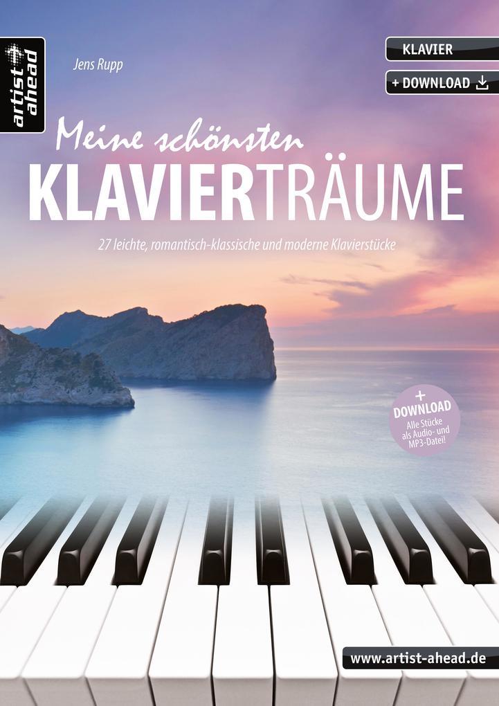 Meine schönsten Klavierträume als Buch