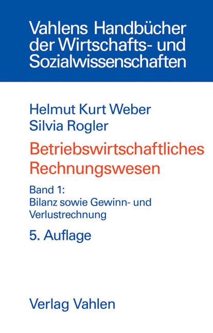 Betriebswirtschaftliches Rechnungswesen 1 als Buch