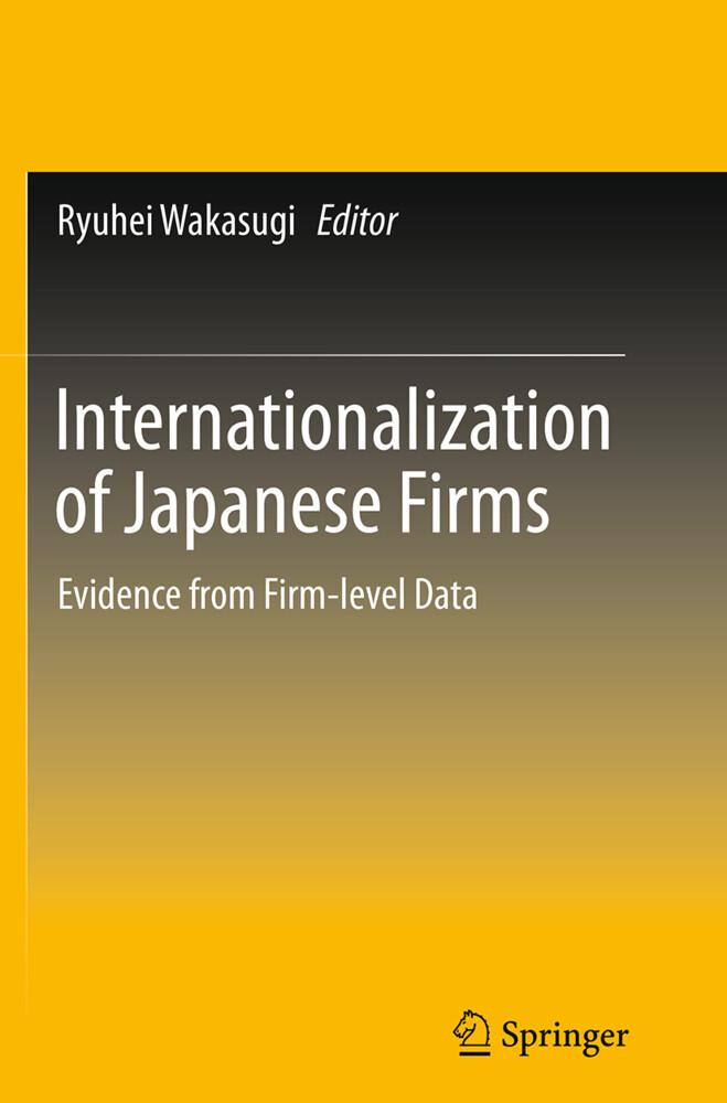 Internationalization of Japanese Firms als Buch...