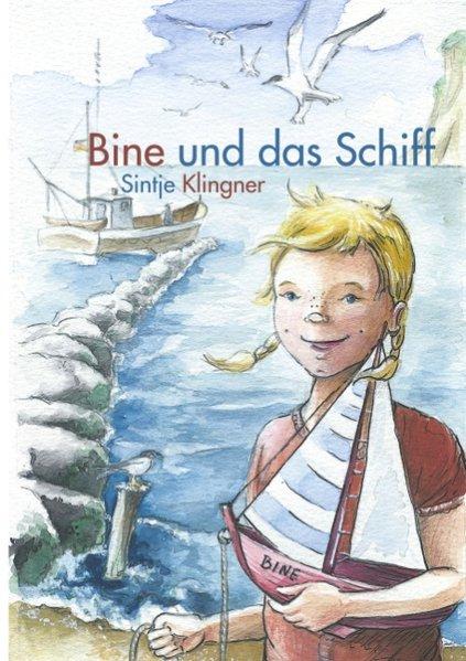 Bine und das Schiff als Buch