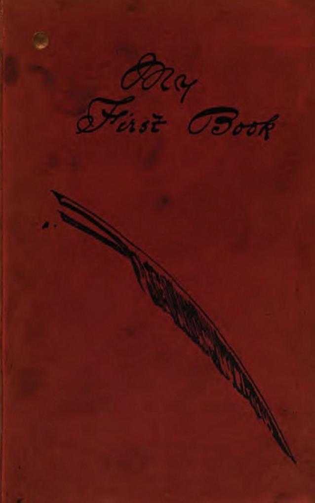 My First Book als eBook Download von Various Va...