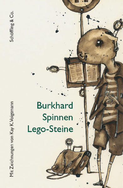 Lego-Steine als Buch