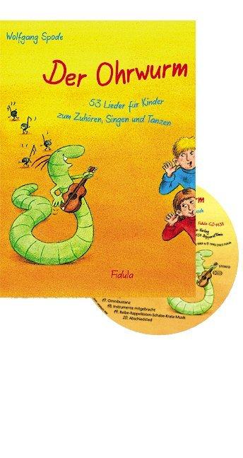 Der Ohrwurm. Buch mit CD als Buch (kartoniert)