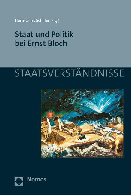 Staat und Politik bei Ernst Bloch als Buch von