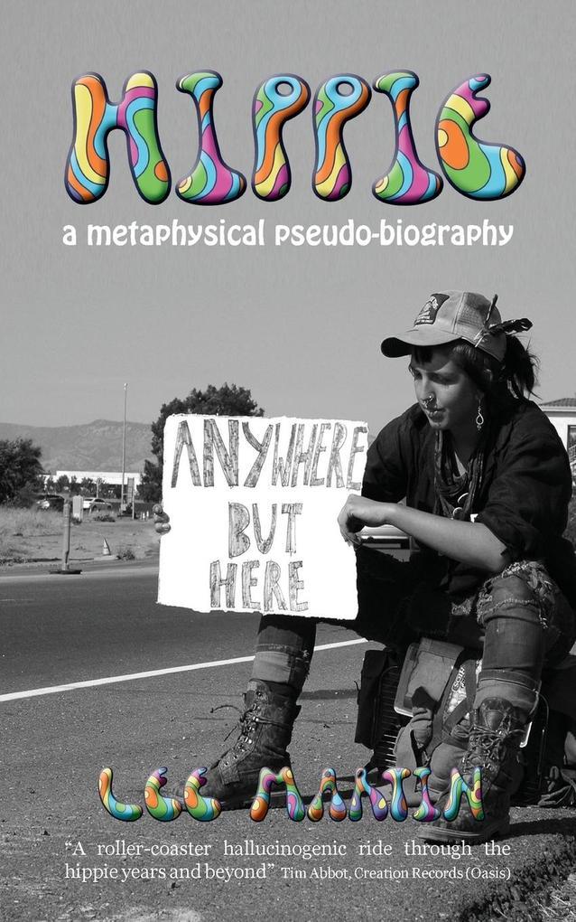 Hippie als Taschenbuch von Lee Martin