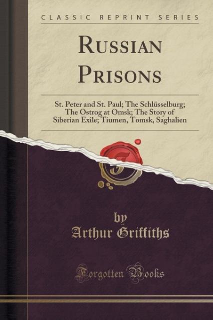 Russian Prisons als Taschenbuch von Arthur Grif...