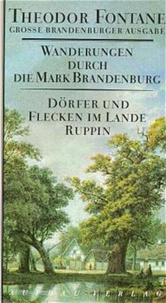 Wanderungen durch die Mark Brandenburg 6 als Buch