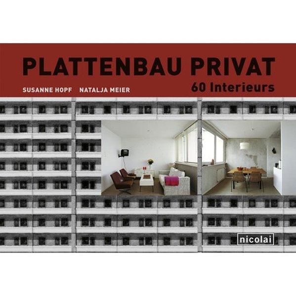 Plattenbau privat als Buch