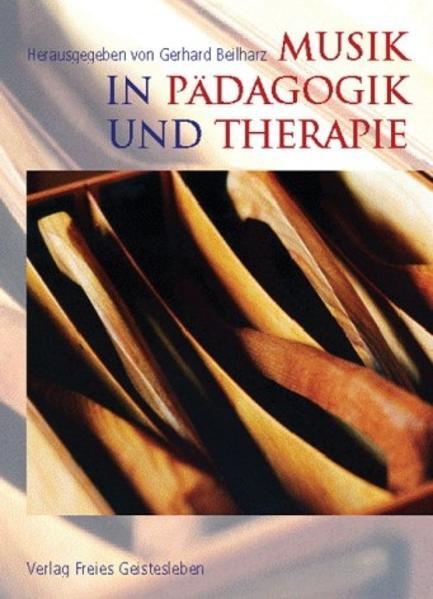 Musik in Pädagogik und Therapie als Buch