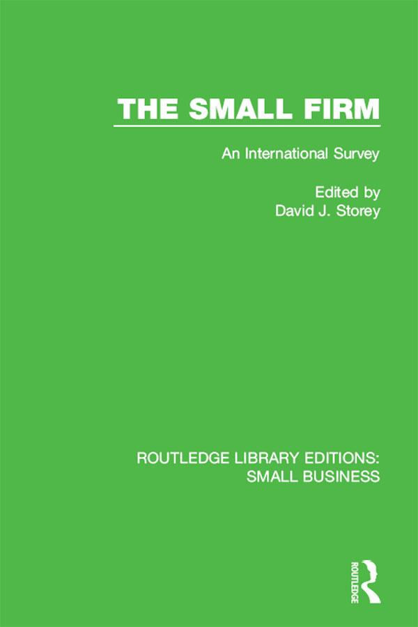 Small Firm als eBook Download von