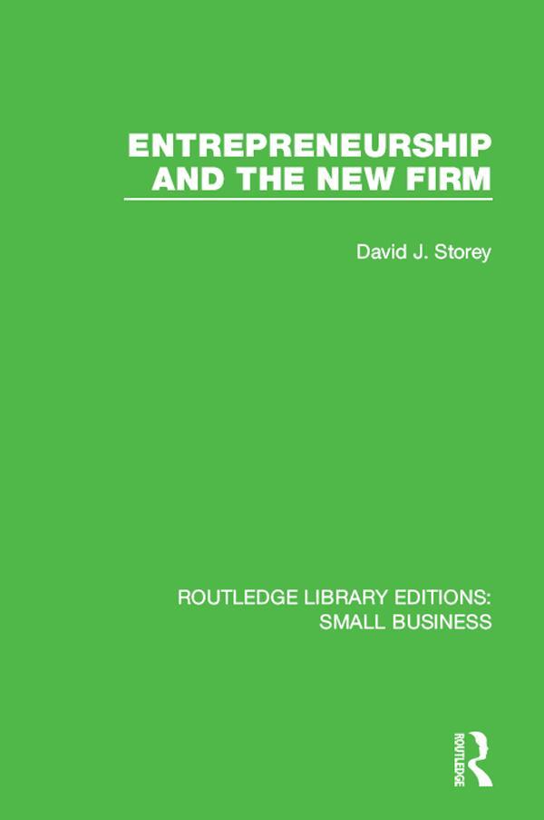 Entrepreneurship and New Firm als eBook Downloa...