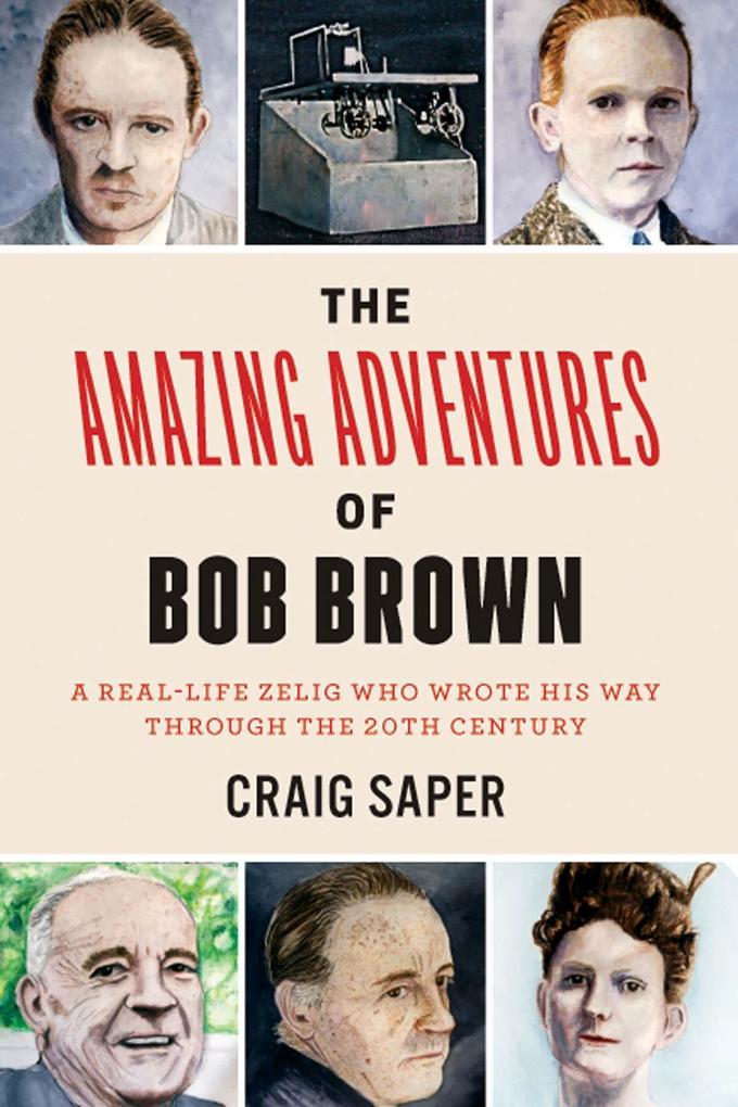Amazing Adventures of Bob Brown als eBook Downl...