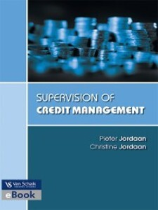 Supervision of Credit Management als eBook Down...