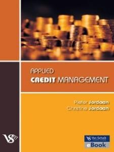Applied Credit Management als eBook Download vo...