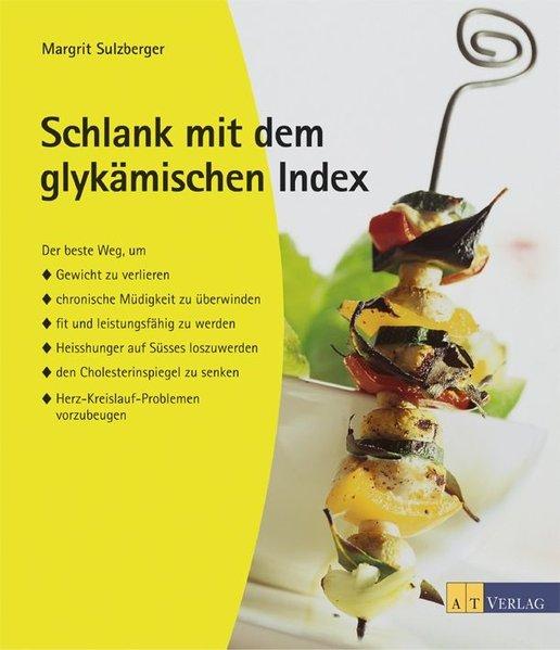Schlank mit dem glykämischen Index als Buch