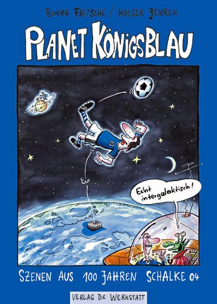 Planet Königsblau als Buch