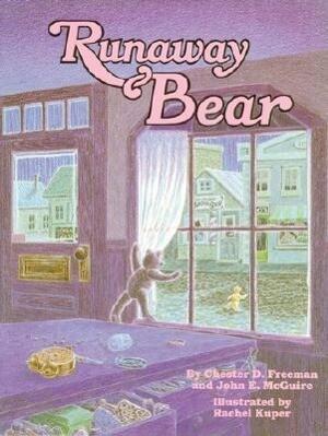 Runaway Bear als Buch