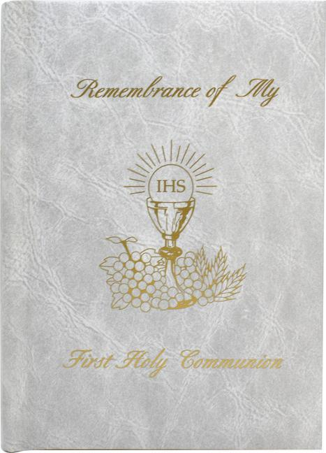 Remembrance of My First Holy Communion Girl als Buch
