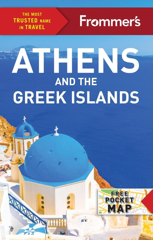 Frommer´s Athens and the Greek Islands als eBoo...