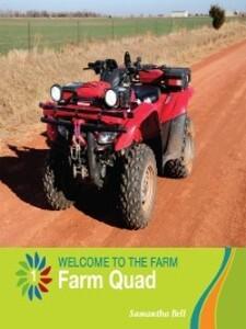 Farm Quad als eBook Download von Samantha Bell