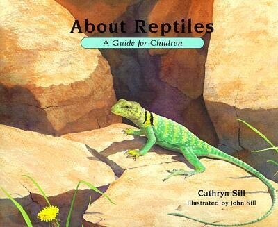 About Reptiles: A Guide for Children als Buch