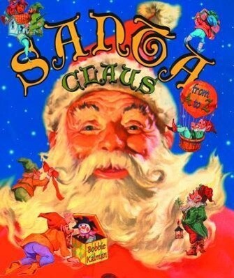 Santa Claus from A to Z als Buch