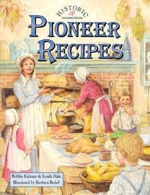 Pioneer Recipes als Buch