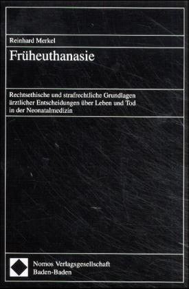Früheuthanasie als Buch