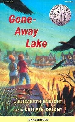 Gone-Away Lake als Hörbuch Kassette