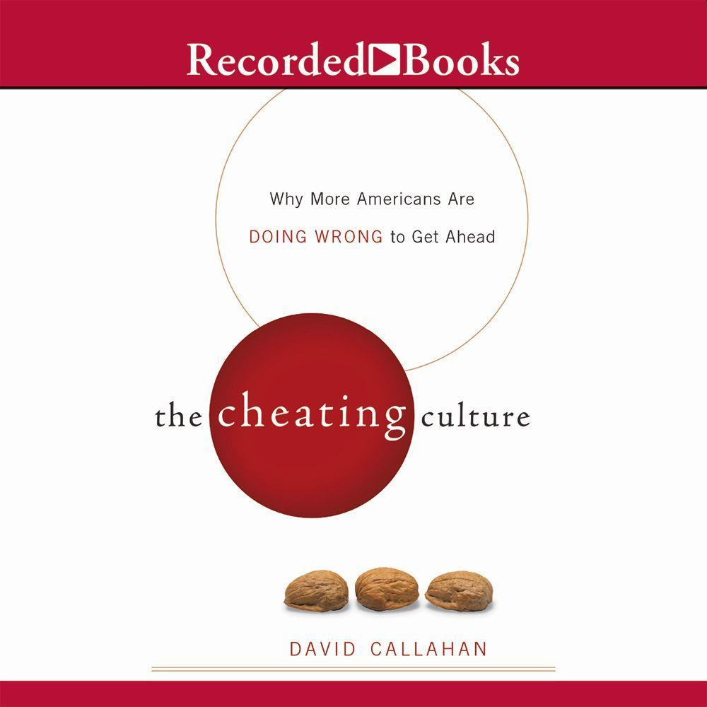 CHEATING CULTURE       D als Hörbuch
