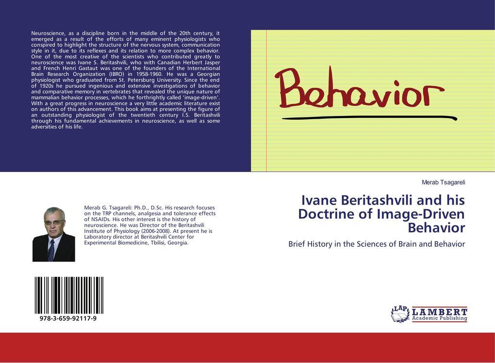 Ivane Beritashvili and his Doctrine of Image-Dr...